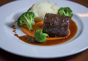 Grey Horse Inn Lunch & Dinner Menu
