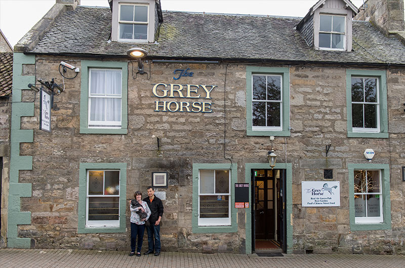 Grey Horse Inn Website