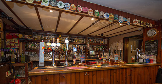 Grey Horse Inn Real Ale Public Bar