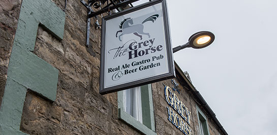 Grey Horse Inn Balerno High Street