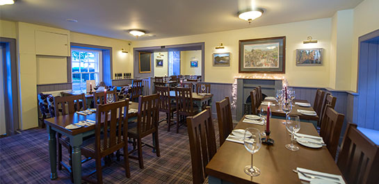 The Grey Horse Inn Balerno Gastro Pub