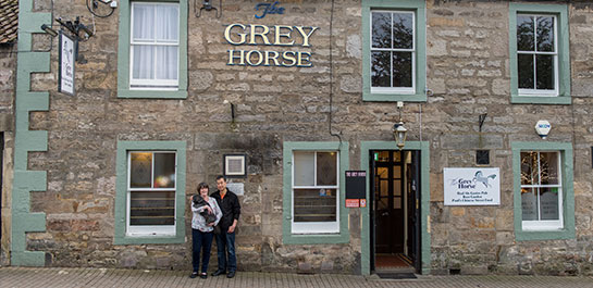 Grey Horse Inn Balerno
