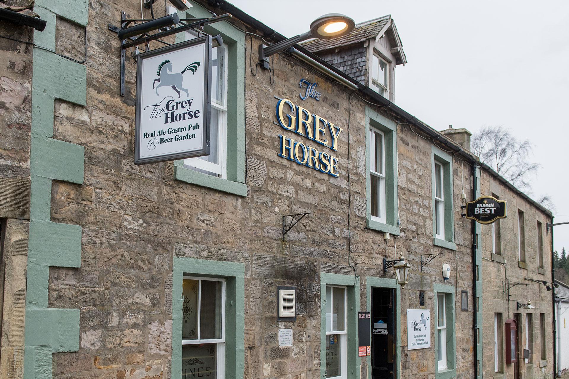 The Grey Horse Inn, Balerno