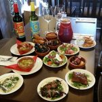 Spanish Tapas Night at the Grey Horse Inn, Balerno
